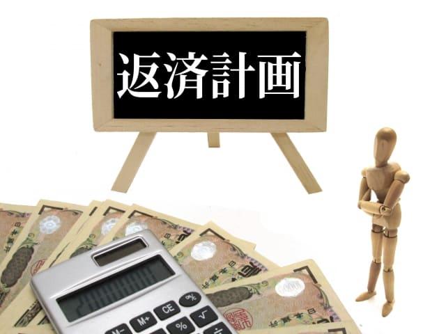 借金を早く完済・返済する方法①:返済計画を立てる
