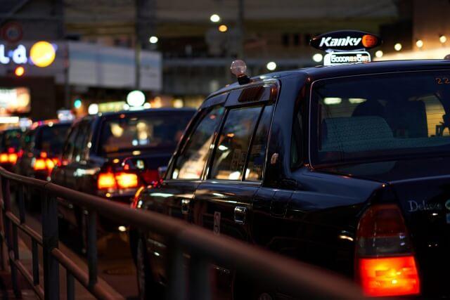 タクシーの会計が足りないときの対処法